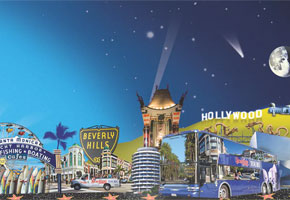 Starline Tours of Hollywood/Tourcoach Charter & Tours