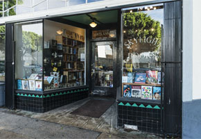 Skylight Books Arts Annex | Photo by Timothy Norris